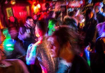 Soirée Dancefloor / Crédit Photo : Delp Oz
