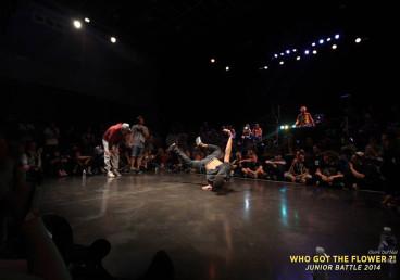 Battle de Break international WGTF / Crédit Photo : Claire Dufféal